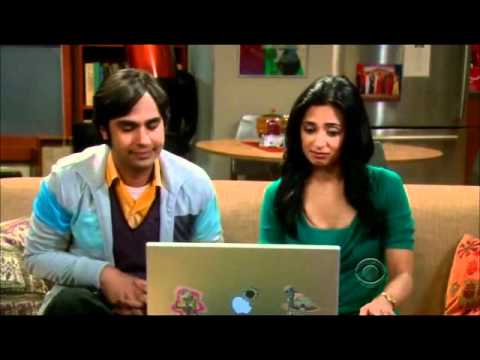 Big Bang Theory Indian