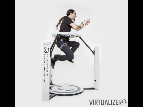 Установка для ПОЛНОГО погружения в виртуальную реальность