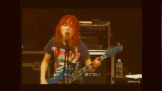 Chatmonchy comeback to Hometown ( ^ ^ ) live at : Joto High School ...
