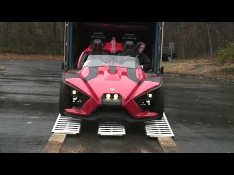 Polaris Slingshot at DHY Motorsports