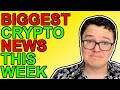 Top Crypto News This Week [Bitcoin, Ethereum, Polka Dot, NFT, Binance]