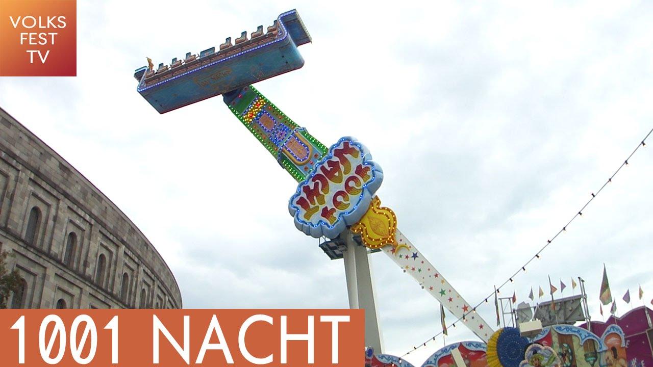 1001 Nacht Fliegender Teppich Herbst-Volksfest Nürnberg ...