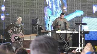 Royksopp - ' Happy Up Here ' Live Big Day Out Gold Coast 2012