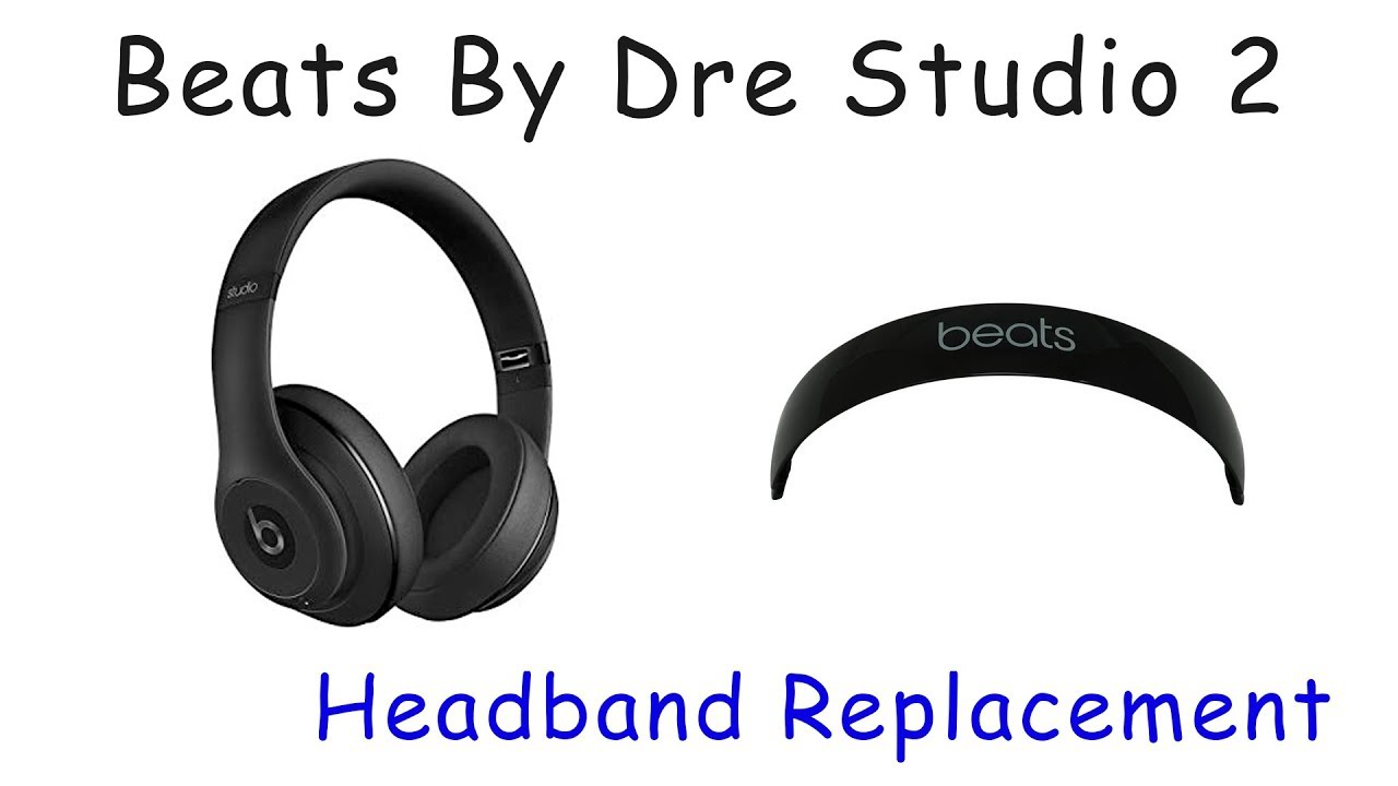 joesge com how to repair beats by dre studio 2 3 wired wireless broken snapped headband [ 1280 x 720 Pixel ]