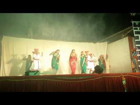 Marathi Gondhal Aai Ambe Jagdambe  part 1