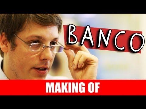 MAKING OF – BANCO