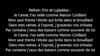 Lujipeka, Yro (Columbine) - Marion (Paroles)