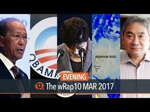 Benham Rise, Lorenzana, Mighty Corp | Evening wRap