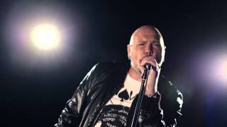 Earthside — Crater ft. Björn Strid of Soilwork (Backing Video for Live Performance)