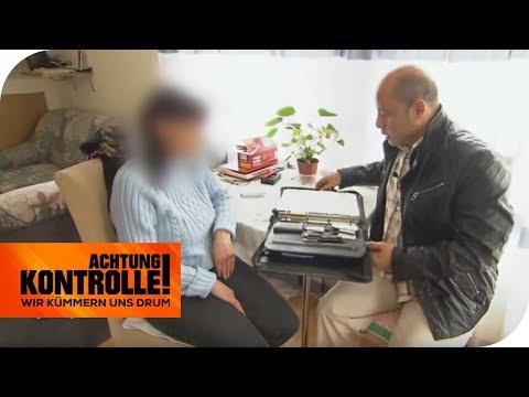 Schmerzgrenze 20€: Schulden abzahlen in Kleckerbeträgen | Achtung Kontrolle | kabel eins