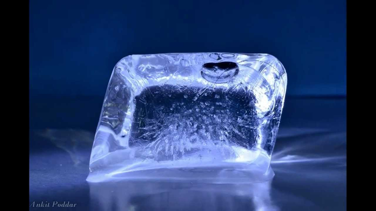 Water Freezing into Ice..Time Lapse Photography.mp4 - YouTube