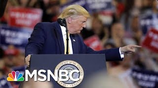 Trump In 2019: We're Going To Put A Man On The Face Of The Moon | The 11th Hour | MSNBC