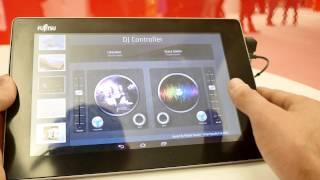 Fujitsu Touchscreen mit haptischen Feedback [4K Deutsch]