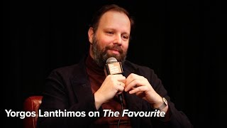 A Conversation with Yorgos Lanthimos