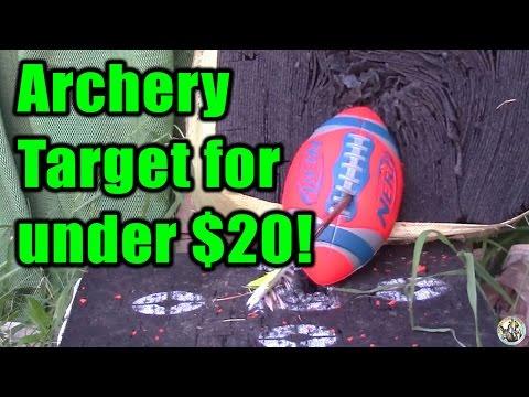 Fantastic Archery Target for under 20 bucks!