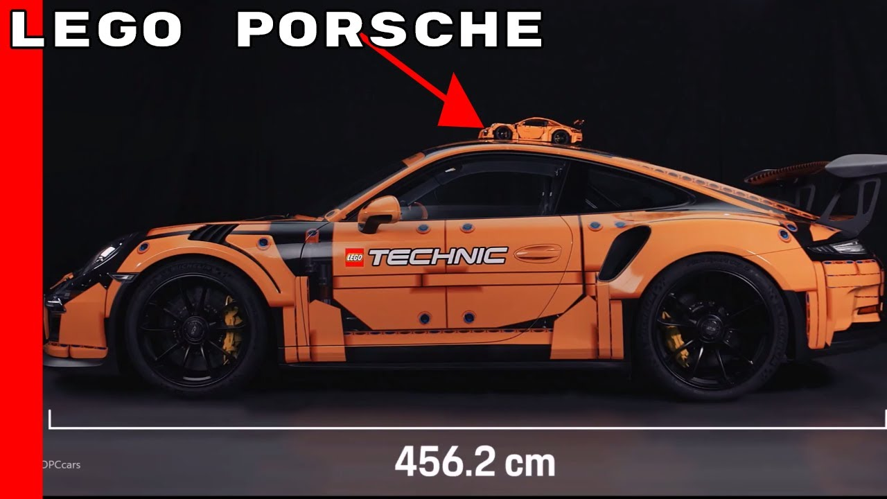 lego porsche 911 gt3 rs youtube. Black Bedroom Furniture Sets. Home Design Ideas