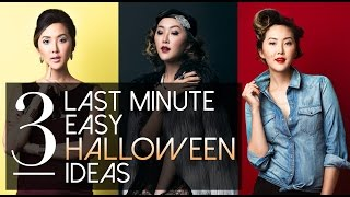 3 Last Minute Easy Halloween Ideas Thumbnail