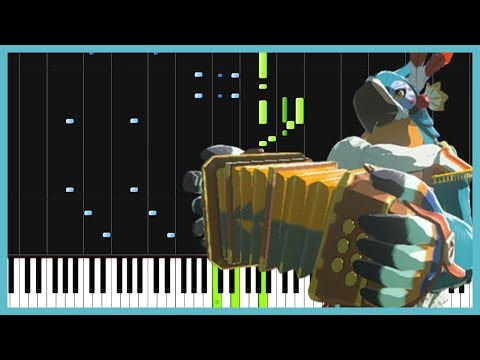 Kass' Theme - The Legend of Zelda: Breath of the Wild [Piano Tutorial] // Piano Man