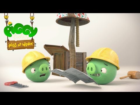Piggy Tales - Pigs at Work | Step 1 - S2 Ep5