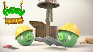Piggy Tales - Pigs at Work | Step 1 - S2 Ep5 thumbnail