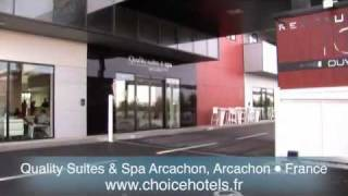 Quality Suites & Spa Arcachon