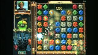 Classic Game Room HD - THE TREASURES OF MONTEZUMA 2 review