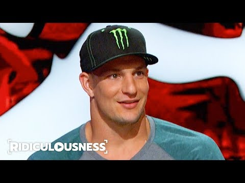 Rob Gronkowski on Partying Before Practice 🏈 | Ridiculousness | MTV