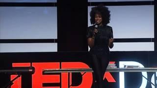 Detroit - a city of superheroes: Ingrid LaFleur at TEDxDetroit 2013