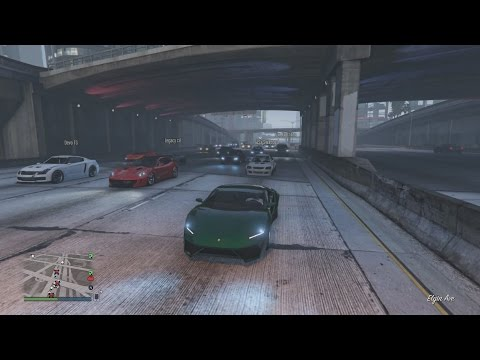 drive club car meet gta