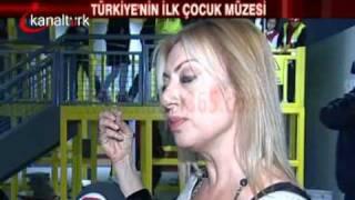 Gambar cover Türkiye'nin İlk Çocuk Müzesi