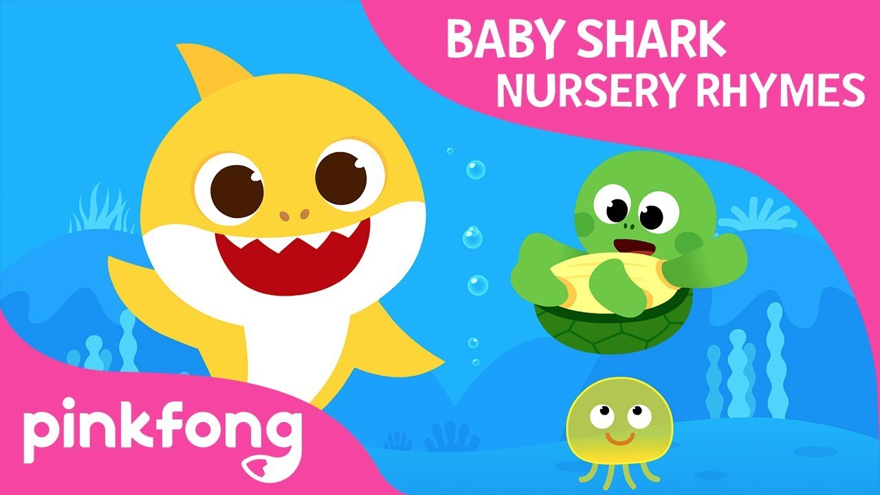 What Do You Like To Do? | Baby Shark Nursery Rhyme | Pinkfong Songs for  Children