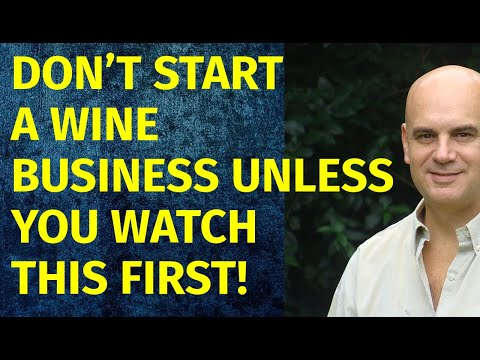How to Start a Wine Business | Including Free Wine Business Plan Template