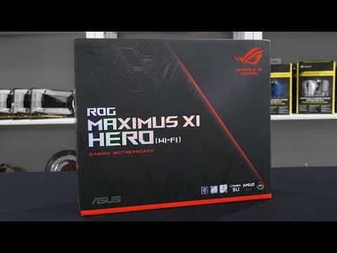 Asus ROG Maximus XI Hero