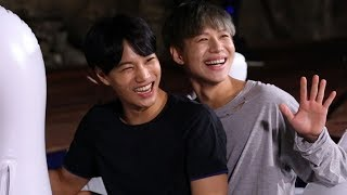 TaeKai (Taemin, Kai) couple  FOURTH year of THE LOVE 161202-170831 (KaiTaem)