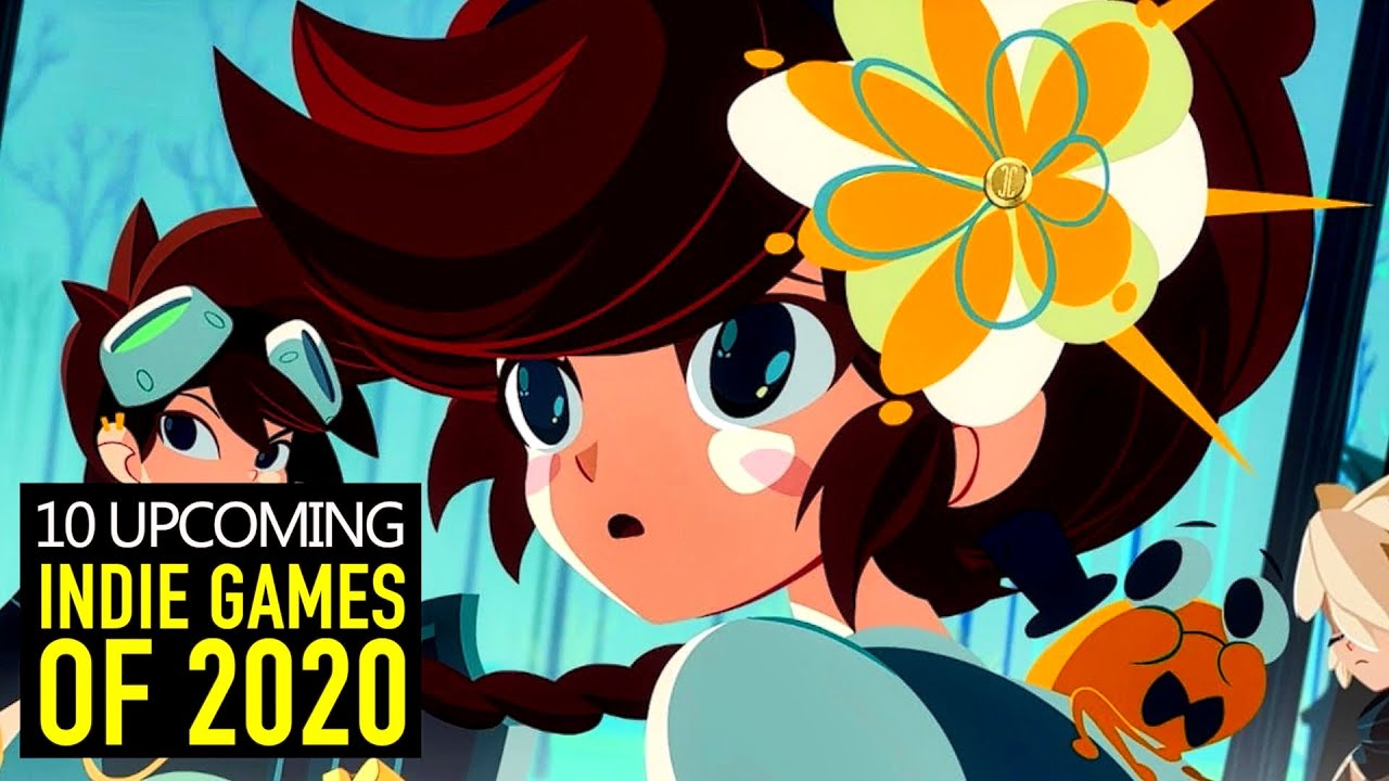 Top 10 BEST NEW Upcoming Indie Games of 2020 - PC, Switch, Xbox One