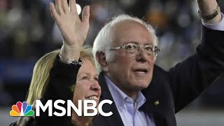 NBC News/WSJ Poll: Bernie Sanders In The Lead By Double Digits Ahead Of Nevada | MTP Daily | MSNBC