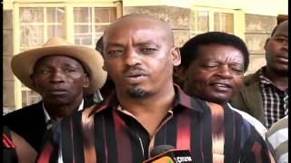 Machakos, Makueni Wiper MCAs Protest Majority Leaders Drop