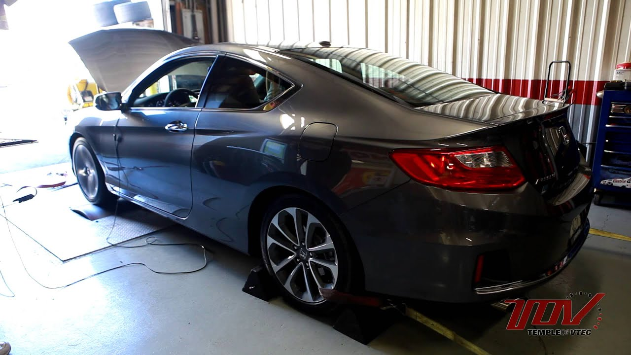 tov dyno test 2013 honda accord v6 6mt coupe youtube. Black Bedroom Furniture Sets. Home Design Ideas