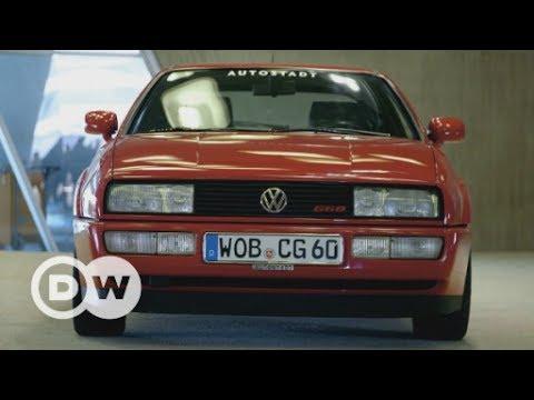 Wegweisender Klassiker: der VW Corrado | DW Deutsch