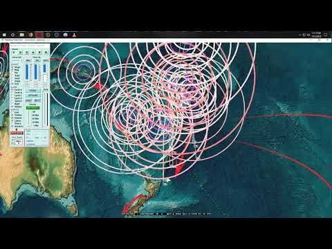 12/03/2018 -- Global Earthquake Forecast -- Possible spread towards USA West Coast -- Pacific Unrest