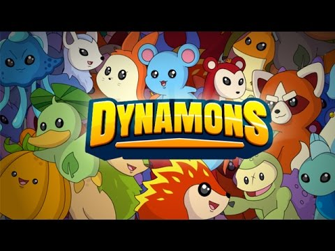 Dynamons - RPG by Kizi Android Gameplay (HD)