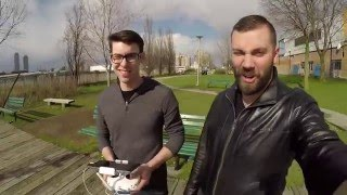 Playing With A Drone! - Rikki&Devon - Week Six