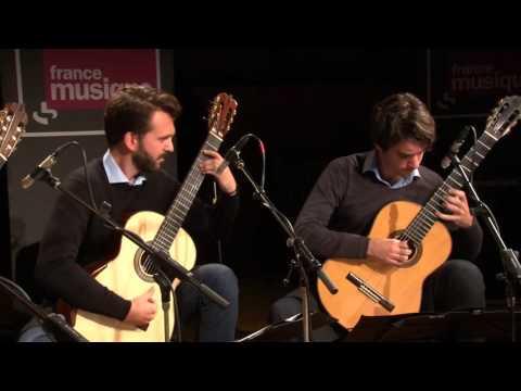 """Saint-Saëns : """"Danse Macabre"""" par le Quatuor Eclisses"""