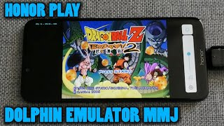 Honor Play - Dragon Ball Z: Budokai 2 - Dolphin Emulator 5.0-10648 (MMJ) - Test
