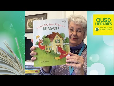 ms.-marian-reads-there's-no-such-thing-as-a-dragon-by-jack-kent