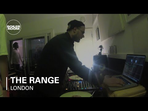 The Range Boiler Room London DJ Set