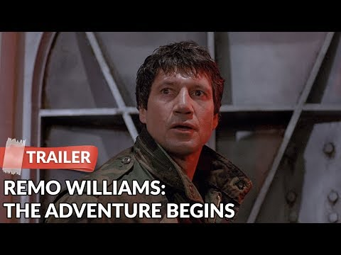 Remo Williams: The Adventure Begins 1985   Fred Ward