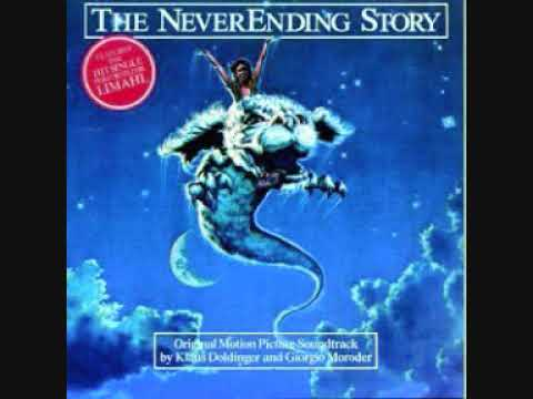 The Neverending Story Soundtrack -  Artax' Death