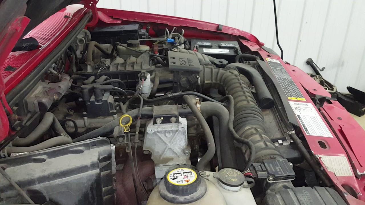 DP0099  2002 Ford Ranger  23L Engine  YouTube
