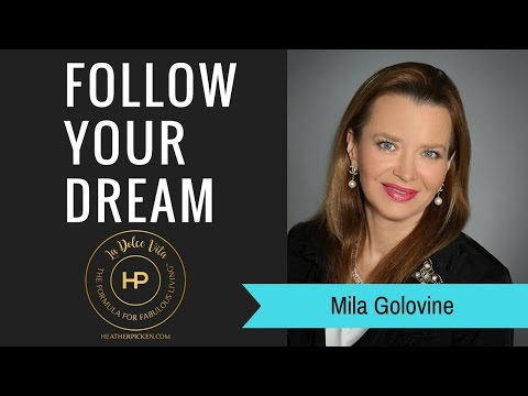 Follow Your Dream: The Formula for Women Entrepreneurs in Creating Outrageous Success  Episode #131